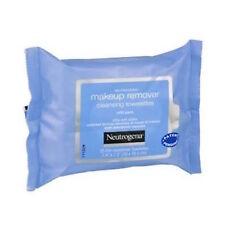 25x Neutrogena Make Up Remover Wipes Pads Cleansing Eye Facial Face
