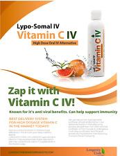 LYPOSOMAL VITAMIN C IV - 5FL OZ