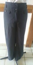 pantalon de ville chic habillé femme taille 46 toscane Armand thiery