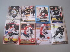 Z) Lot of 85 JOZEF STUMPEL HOCKEY CARDS HUGE TOPPS FINEST OPEE CHEE STADIUM CLUB