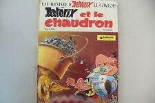 BD - ASTERIX ET LE CHAUDRON - 1977  !! a collectionner ...