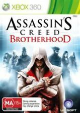 Assassins Creed Brotherhood Xbox 360 Game USED