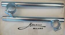 Universal clip-on bars fit 35mm fork tubes, 5% angle by Menani Racing AM403-35-5