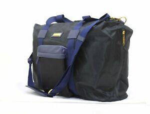 Versace Black Mens Holdall Duffle Weekend Bag