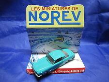 DV6279 NOREV FIAT COUPE 2300 PLASTIQUE VERTE Ref 80 1/43 TBE