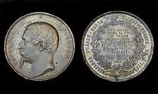 Médaille Alliance Franco-Sarde pour l'Indépendance d'Italie 1859. Napoléon III°