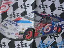 Mark Martin pillow case VALVOLINE TRADEMARKS