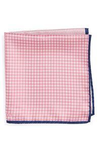 Nordstrom Men's Panel Silk Pocket Square