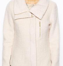 Insight Lost Wool Mix Biker Jacket (8) Almond
