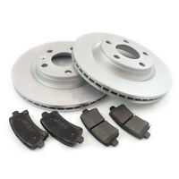 Bremsscheiben Bremsbeläge vorne für Toyota Avensis Station Wagon T25 T25_