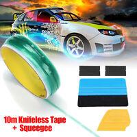 10M Knifeless Finish Line Squeegee Tape Car Cutter Cutting Trim Vinyl Wrap Tool