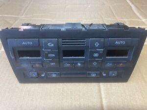 AUDI A4 B6 HEATER CLIMATE CONTROL 8E0820043AM