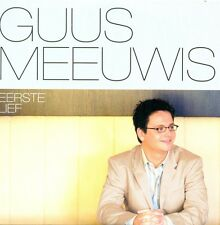 GUUS MEEUWIS - Eerste lief 2TR CDS 2002 BALLAD / DUTCH
