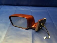 NISSAN ROGUE ROGUE SELECT LEFT SIDE VIEW DOOR MIRROR W/O CAMERA RED (NAH) #48968