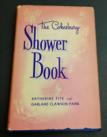 Vintage 1941 Cokesbury Wedding Shower Party Book HC Garland Paine/Katherine Fite