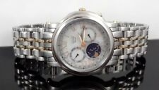 Citizen AP1015-57A Eco-Drive 8651 Calibre Moon Phase Gold & Silver Tone Watch
