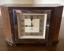 Smiths Reloj Eléctrico De Estilo Art Deco Trabajando
