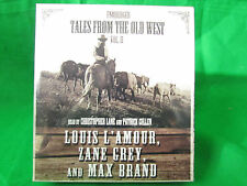 Tales from the Old West by Christopher Lane and Max Brand (2007, CD, Unabridged)