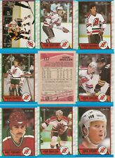 1989-90 OPC O-Pee- Chee New Jersey Devils Complete Team Set (14)