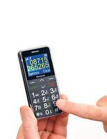 Binatone Easy-To-Use Big Button Mobile Phone
