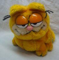 "Dakin 1981 VINTAGE GARFIELD CAT 6"" Plush STUFFED ANIMAL Toy"