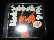 BLACK SABBATH - VOL.4 - CD - 1986 11 TRACKS