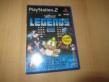 TAITO LEGENDS 2 SONY PLAYSTATION 2 Ps2 BUEN COLECCIONISTAS Versión Pal