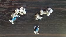 """8 x HDD SCREWS - Pack of 8 Hard Disk Drive Screws for 3.5"""" drive"""