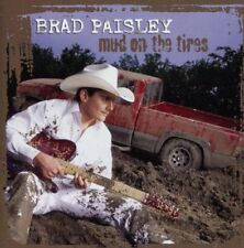 Brad Paisley - Mud on the Tires CD #1964080
