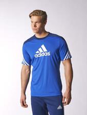 T-shirts tecniche adidas Sere14 Trg Jersey Xl-navy / White