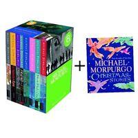 Michael Morpurgo Series Children Collection 9 Books Set Christmas Stories NEW PB