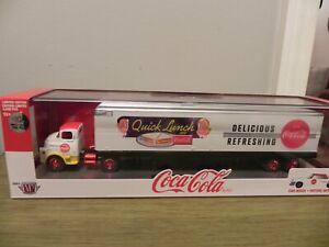 M2 Machines: CHASE Coca-Cola Hauler (QLO1)