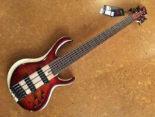 Ibanez btb20th6-btl e-Bass Electric Bass Guitar 6-string nuevo New
