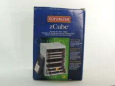 Kensington Zcube Zip Disk Storage Unit (Holds 10)