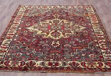 Persian Traditional Vintage Wool 300cmX218cm Oriental Rug Handmade Carpet Rug