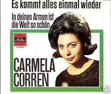 CARMELA CORREN - Es kommt alles einmal wieder