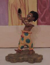 "Thomas Blackshear's Ebony Visions Jamboree Parade ""Rudy Toot"" Figurine NIB"