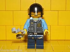 Lego City Policeman / Cop Type 5 Minifigure NEW