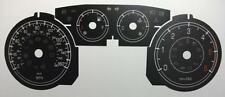 Lockwood Fiat Bravo BLACK Dial Conversion Kit C497