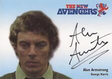 "The New Avengers - N-A8 Alun Armstrong ""George Harris"" Autograph Card"
