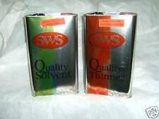 5Lt 2K Two Pack Thinners + 5Lt Panel Wipe Cleaner Kit