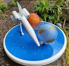 Unusual Space Ceiling Light Planet Childrens Bedroom Spaceship