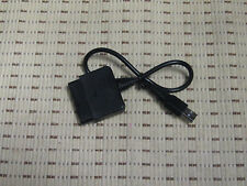 USB GAMEPAD CONTROLLER ps2 Adattatore di ps2 joypad a ps3 + COMPUTER PC * NUOVO *