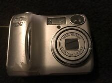 Nikon COOLPIX 2200 2.0MP Digital Camera - Silver