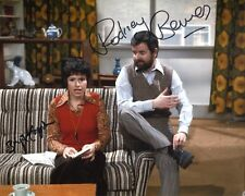 Rodney Bewes & Brigit Forsyth signed The Likely Lads 8x10 photo