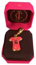 Juicy Couture Charm Pink t shirt charm choose juicy