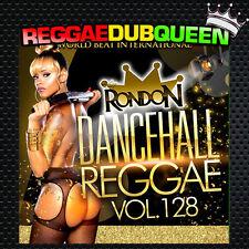 DJ Rondon - Dancehall Reggae 128 Mixtape. Reggae Mix CD.