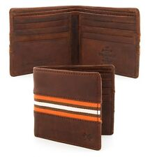 Genuine Leather Mens Wallet by Tumble and Hide - CLEARANCE - RRP £30.00