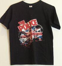 "The Police ""2007-2008 Tour "" Vintage T-Shirt M Sting"
