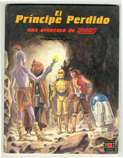 Star Wars Droids Spanish The Lost Prince Story Book Plaza Joven
